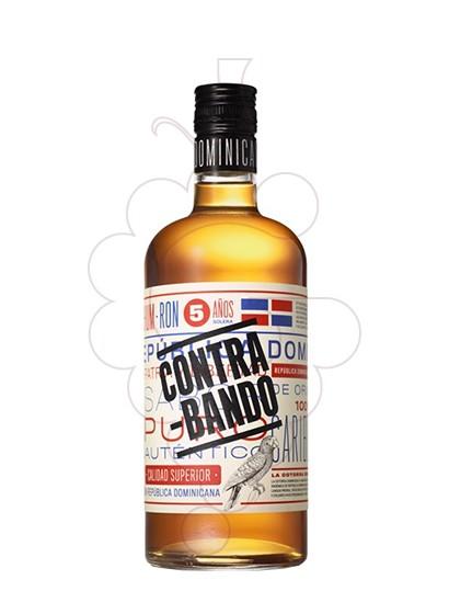 Photo Rum Contra-Bando 5 Years