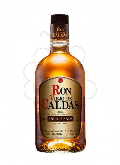 Photo Rum Viejo de Caldas 3 Years