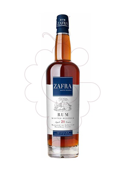 Photo Rum Zafra 21 Years