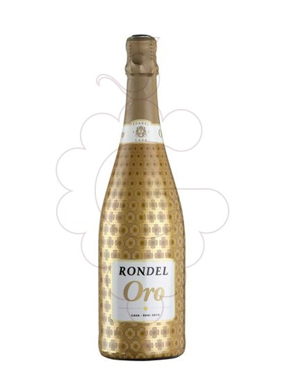Photo Rondel Oro Semi sparkling wine