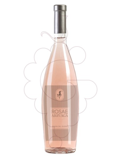 Photo Arzuaga Rosae rosé wine