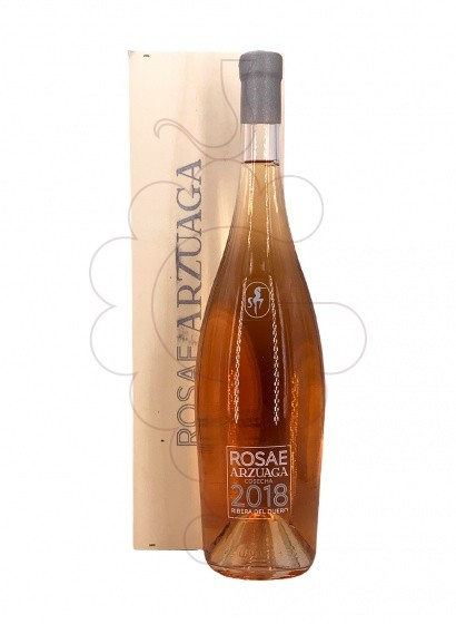 Photo Arzuaga Rosae Magnum rosé wine