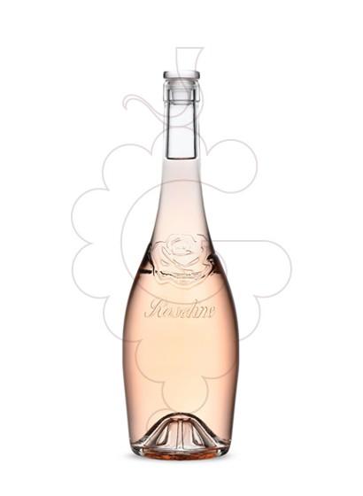 Photo Rosé Ch. Sainte Roseline Prestige rosé wine
