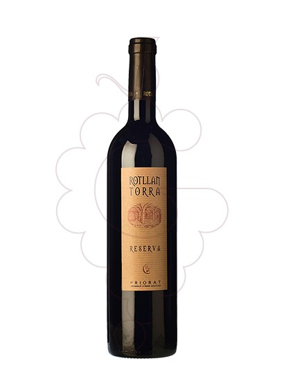 Photo Rotllan i Torra Reserva red wine