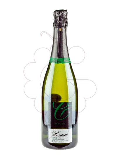 Photo Roura Brut Nature sparkling wine