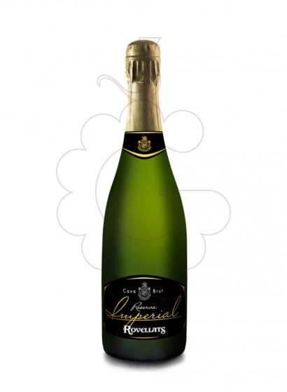 Photo Rovellats Brut Imperial sparkling wine