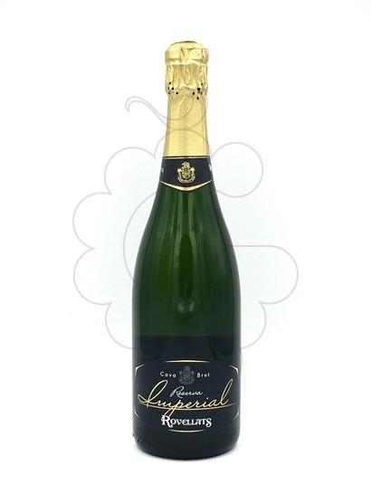 Photo Rovellats Brut Imperial Selecció Tinars sparkling wine