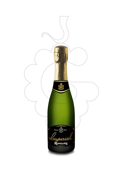 Photo Rovellats Imperial (mini) sparkling wine
