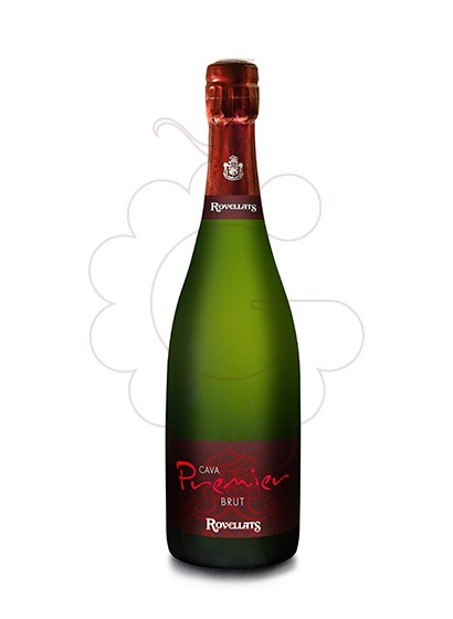Photo Rovellats Premier Brut  sparkling wine