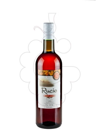 Photo Rucio Rosat rosé wine