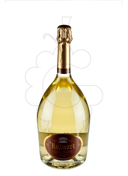 Photo Ruinart Blanc de Blancs Magnum sparkling wine