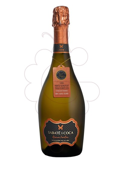 Photo Sabate i Coca Reserva Familia sparkling wine