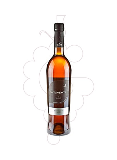 Photo Sacromonte Oloroso Seco fortified wine