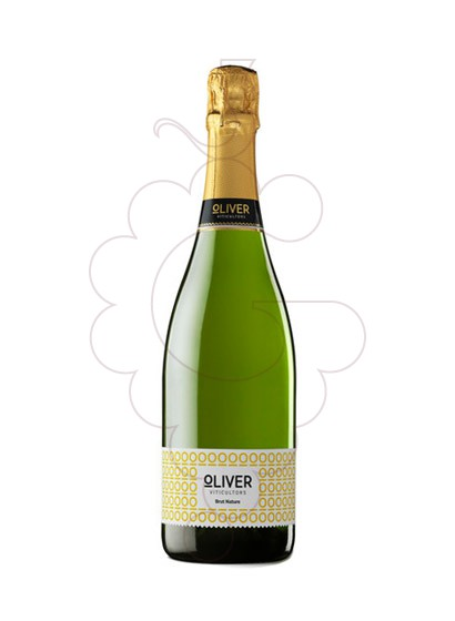 Photo Sadurni Oliver Reserva Brut Nature sparkling wine