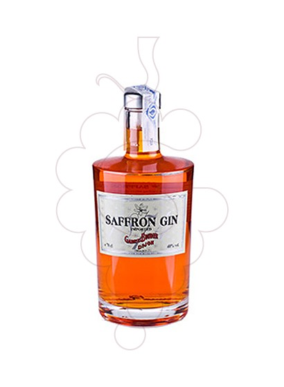 Photo Gin Saffron