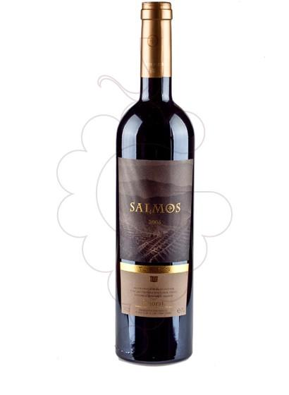 Photo Salmos red wine