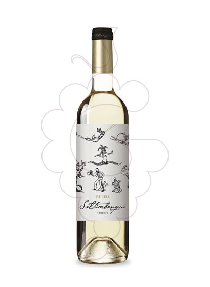 Photo Saltimbanqui Verdejo white wine