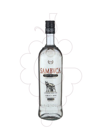 Photo Liqueur Sambuca Imperial Bagnoli