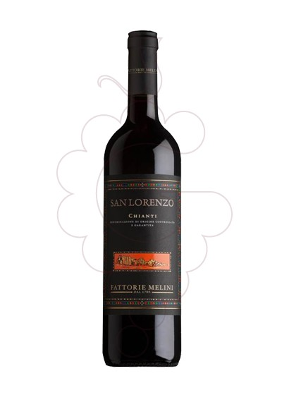 Photo San Lorenzo Chianti red wine
