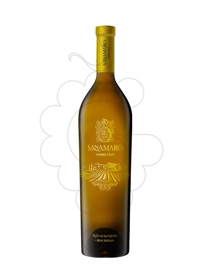 Photo Sanamaro white wine