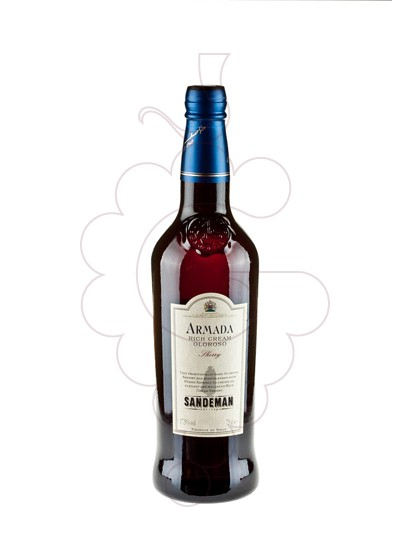 Photo Sandeman Armada Cream fortified wine