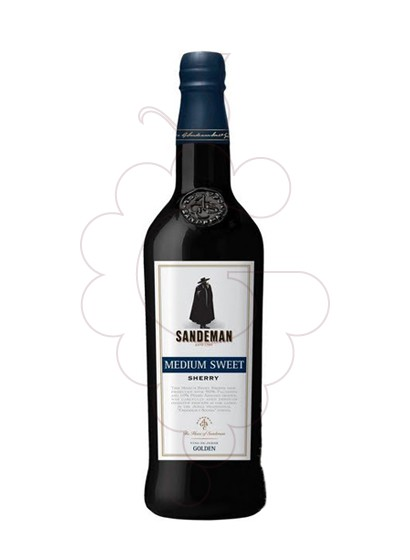 Photo Sandeman Medium Dry fortified wine
