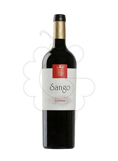 Photo Sango red wine