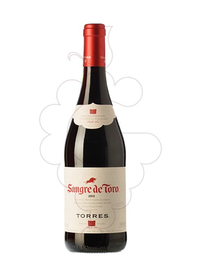 Photo Sangre de Toro Magnum red wine