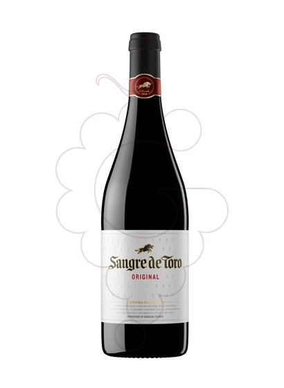 Photo Sangre de Toro Negre red wine