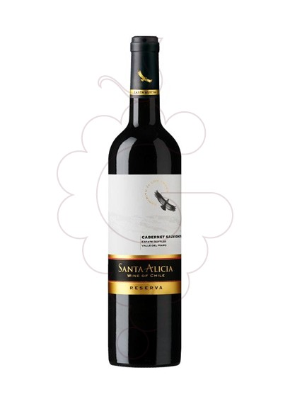Photo Santa Alicia Carmenere  red wine
