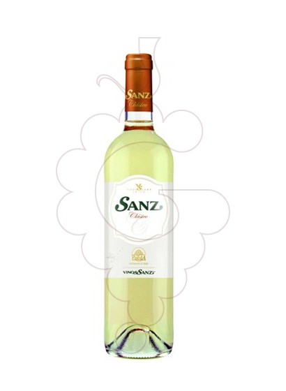 Photo Sanz Clasico white wine