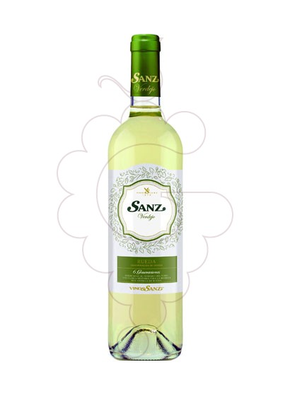 Photo Sanz Verdejo white wine