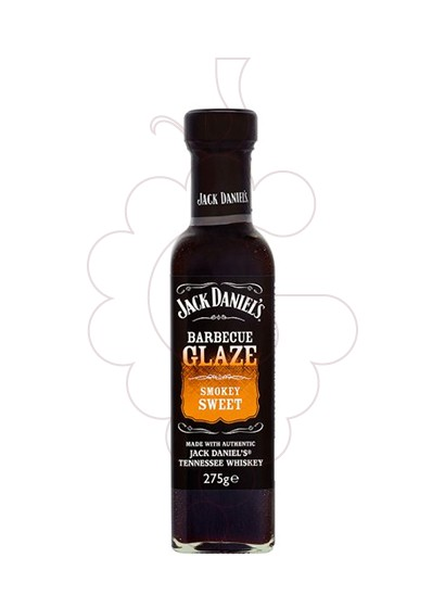 Photo Other Jack Daniels Sauce Glaze 275 g
