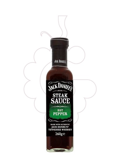 Photo Other Jack Daniels Sauce Hot Pepper 260g