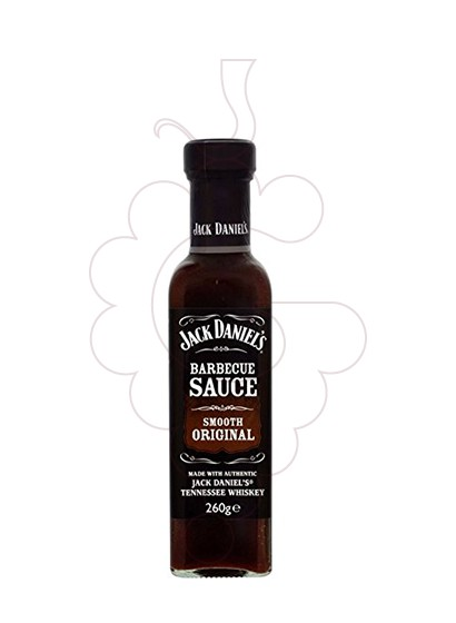 Photo Other Jack Daniels Sauce Smooth Original 260g