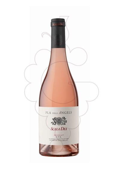 Photo Scala Dei Pla dels Àngels rosé wine