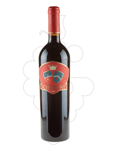 Photo Schidione (Toscana) red wine
