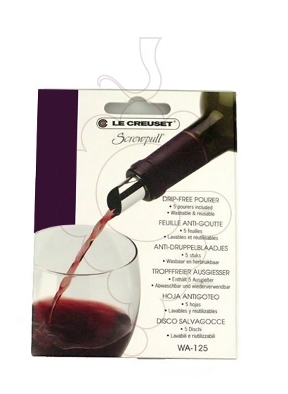 Photo Accessories Le Creuset Drip-Free Pourer (5 u)