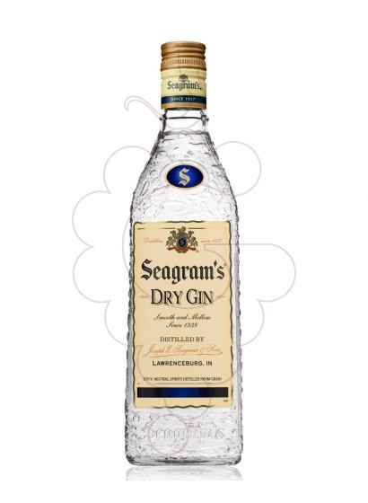 Photo Gin Seagram's