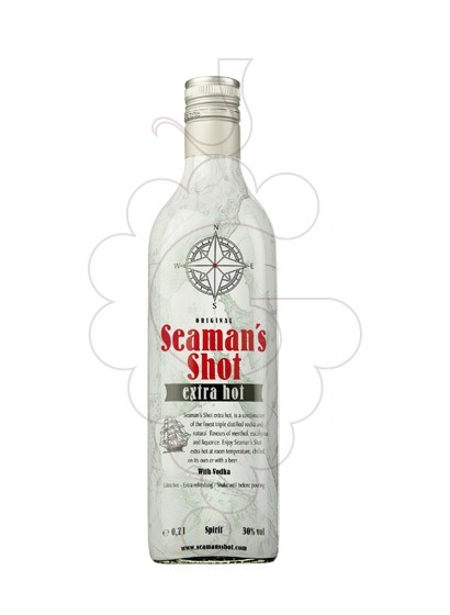 Photo Liqueur Seaman's Shot Extra Hot