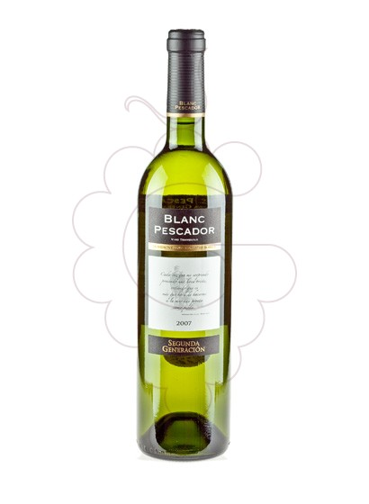 Photo Segona Generació Blanc Pescador white wine