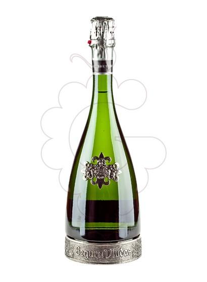 Photo Segura Viudas Brut Heretat sparkling wine
