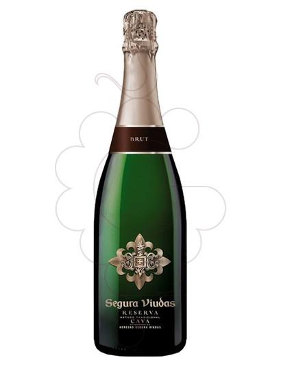 Photo Segura Viudas Brut Reserva sparkling wine