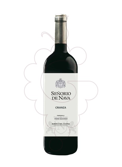 Photo Señorio de Nava Crianza red wine