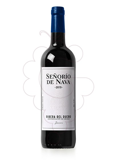 Photo Señorio de Nava Jove red wine