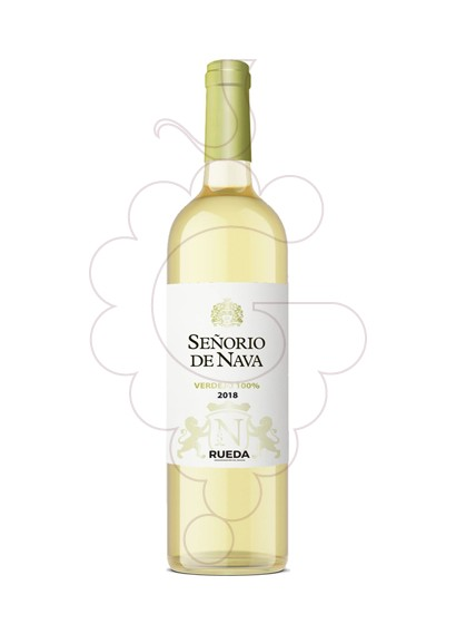 Photo Señorio de Nava Rueda white wine