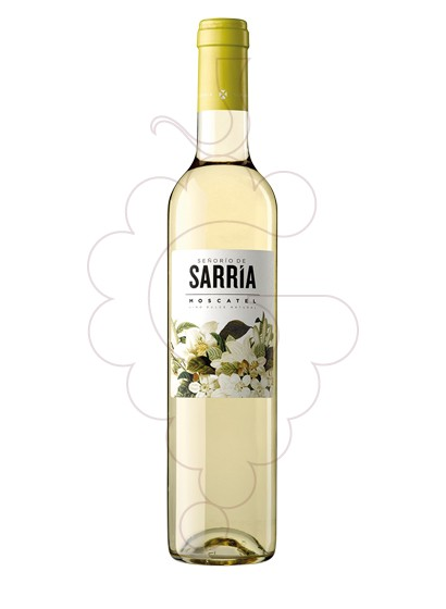 Photo Señorio de Sarria Moscatel  fortified wine