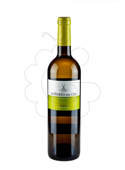 Photo Señorio del Cid Blanc (Verdejo) white wine