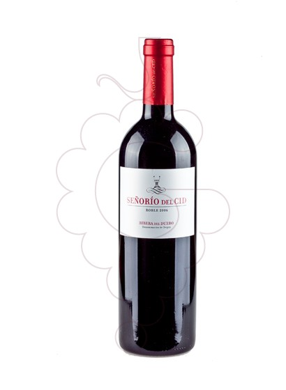 Photo Señorio del Cid Roble red wine