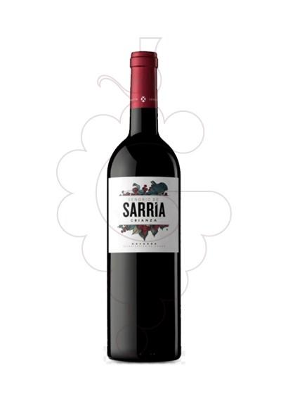 Photo Señorio Sarria Crianza red wine